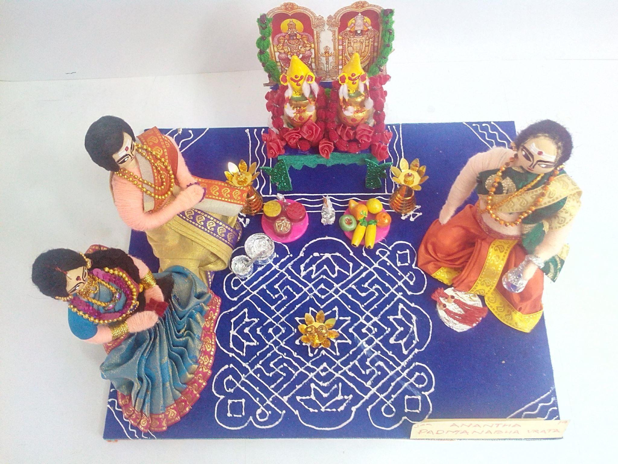Golu Decoration Tips Pin By Asha Latha On Golu Dolls Pinterest
