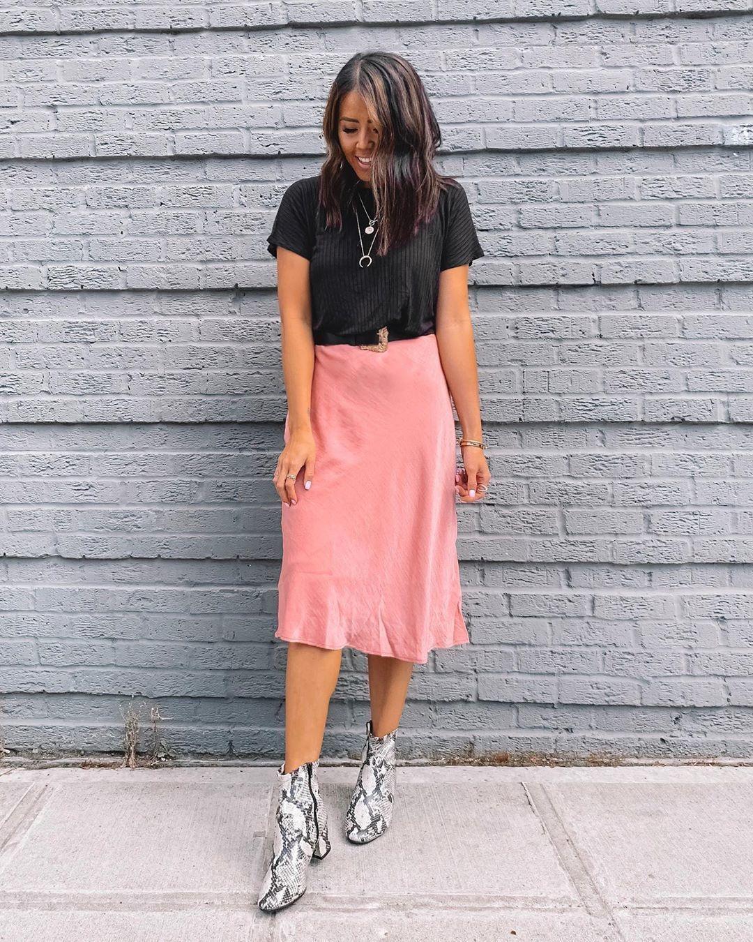 Skirt 14 At Walmart Com Wheretoget Pink Skirt Outfits Fashion Walmart Fashion