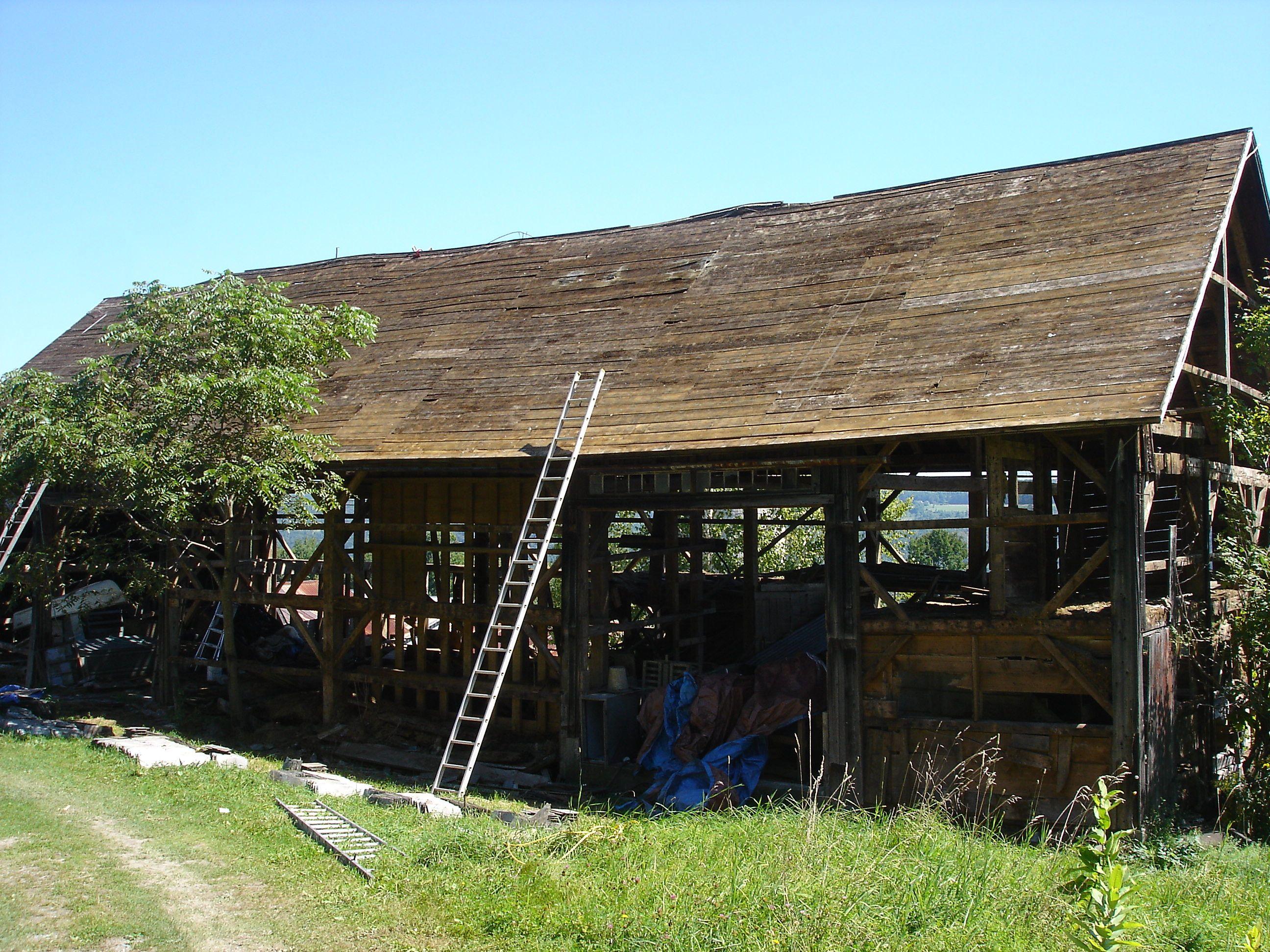 Best Original 1790S Cattle Barn From Randolph Vt With Original 400 x 300