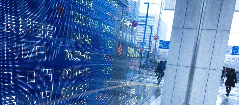 Analisi di mercato l'ala protettiva delle banche centrali