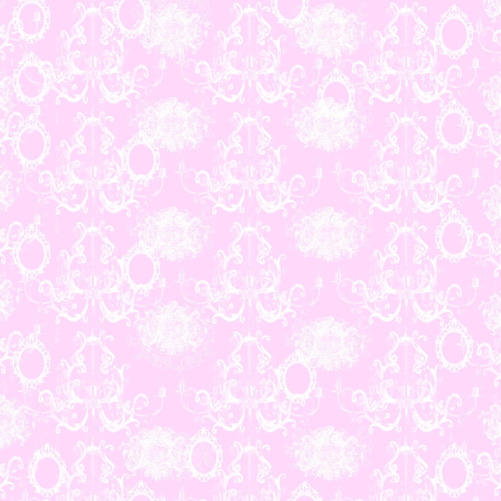 Scrapbook paper download - Pink Shabby Digital Scrapbook Paper Download