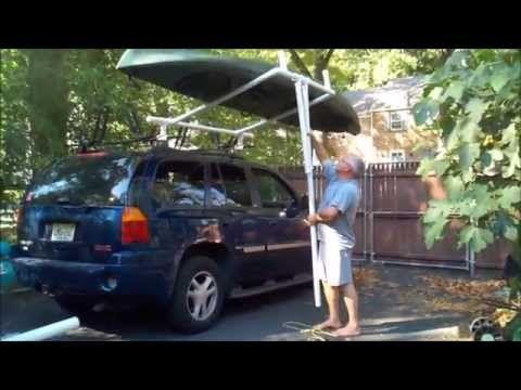 Homemade Kayak Loader Youtube Kayak Accessories Inflatable Kayak Kayaking Tips