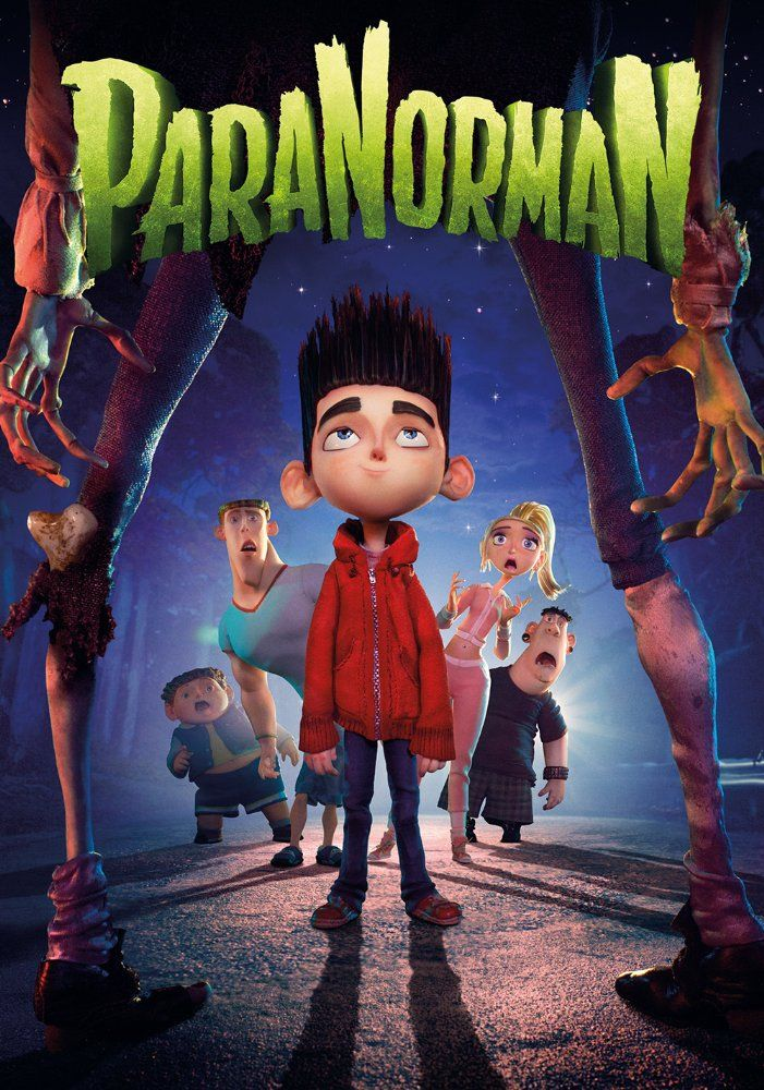 ParaNorman (2012) | Halloween movies for tweens, Scary movies for tweens,  Halloween movies