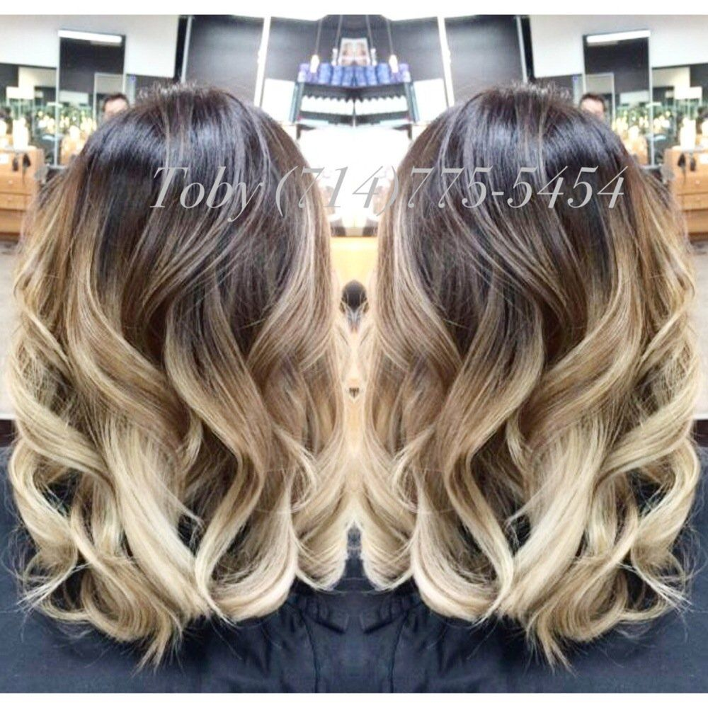 asian ombr balayage gold beige with zero brassiness yelp hair color pinterest ash. Black Bedroom Furniture Sets. Home Design Ideas