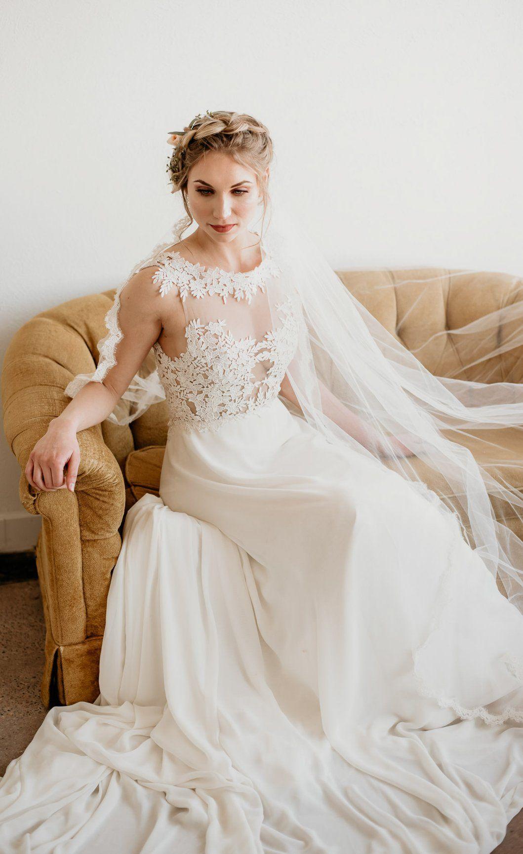 Colorado Wedding Vendor Julia Scott of Blue Bridal