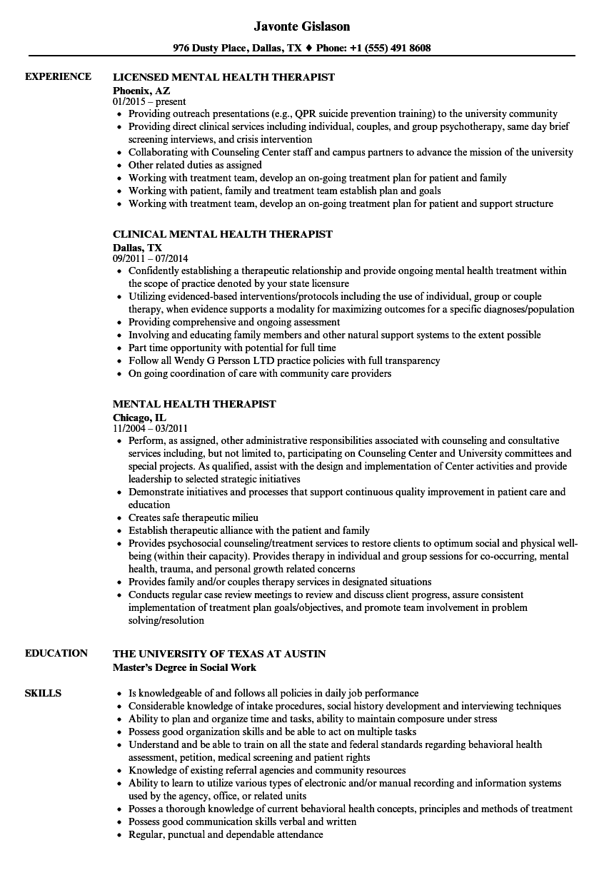 Pin on resume template Pdf