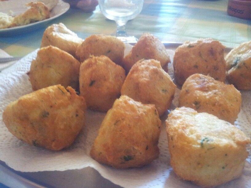 Pataniscas#bacalhau