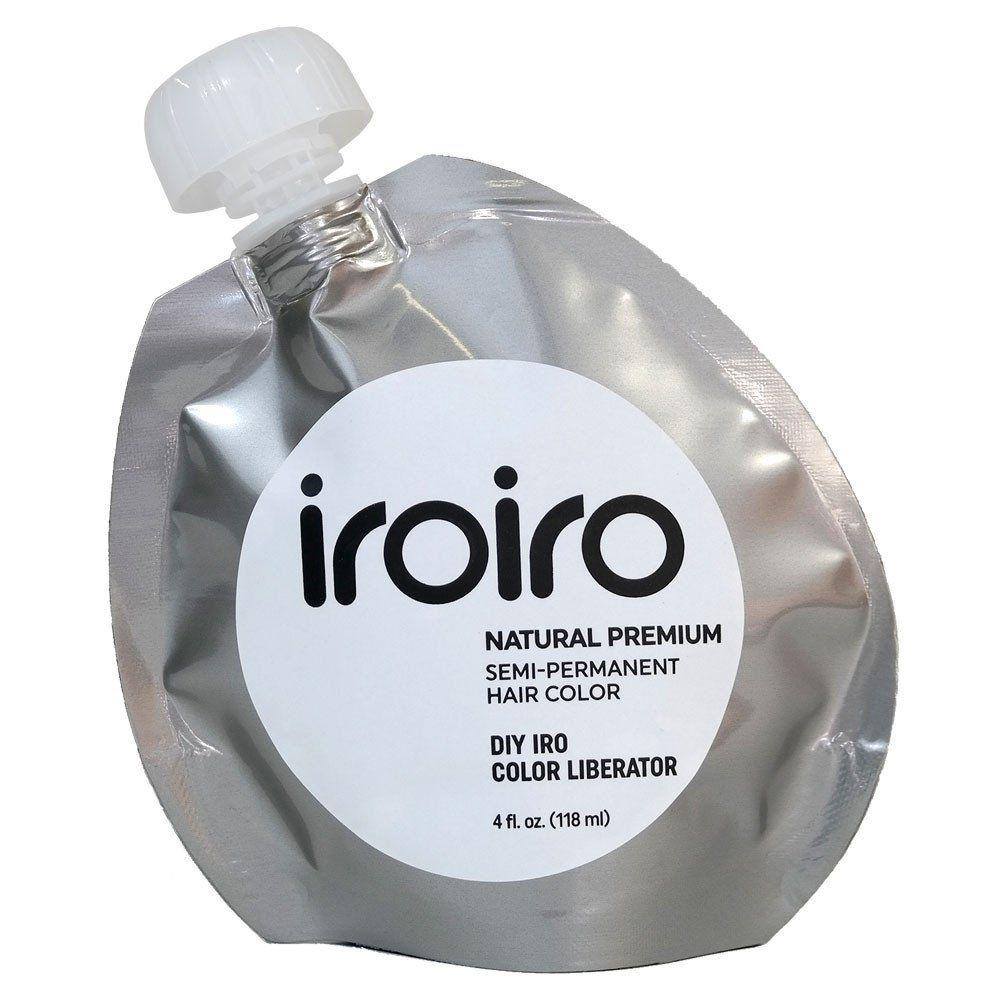 Iroiro Color Liberator Natural Vegan CrueltyFree Semi