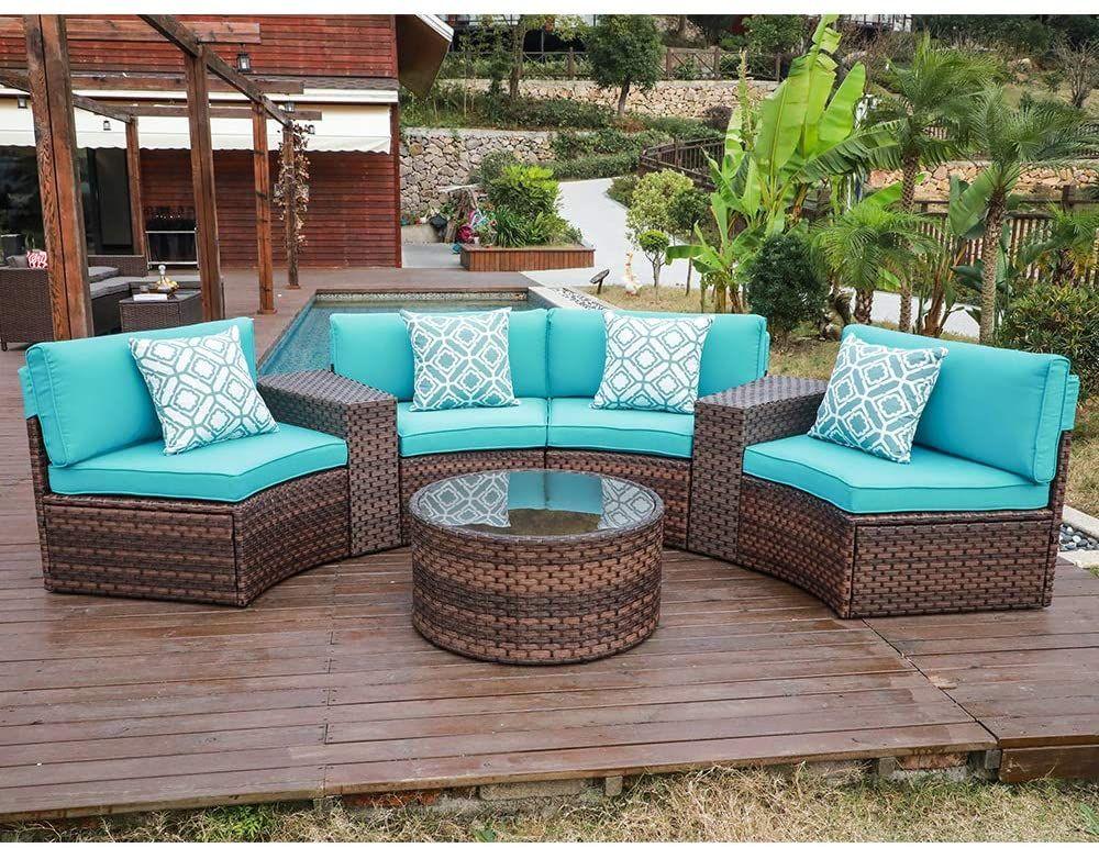oc orange casual outdoor furniture set