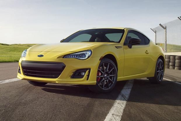 Subaru Of America Inc. Has Introduced The Comprehensively Revised BRZ For  Giving Its Rear Drive Sports Car Improved Handling, Increased Performance,  ...