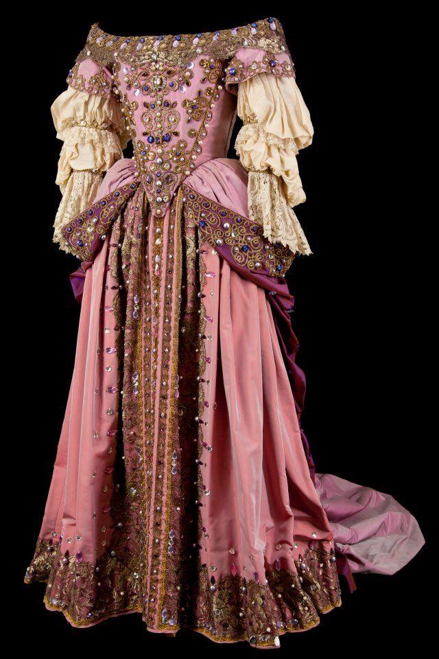 Et Robe CieCostumes FemmeVintage Gowns 17ème Crinolines u15JF3TlcK