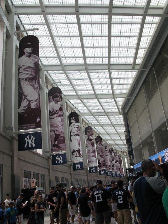 New York Yankees Stadium With Images New York Yankees Baseball New York Yankees Stadium New York Yankees