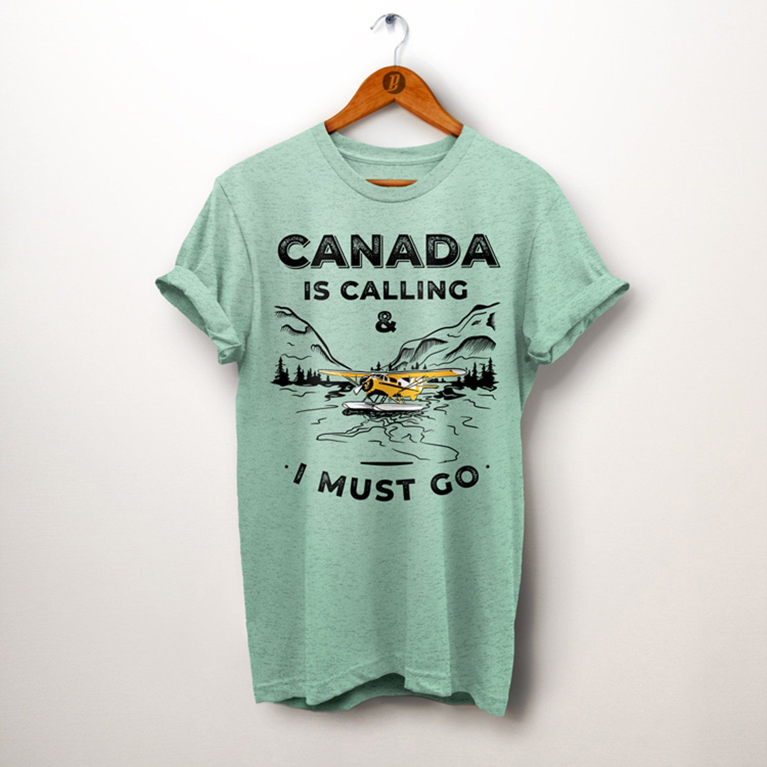 Canada is calling and i must go canada shirt canadian