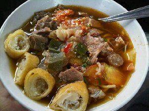 Resep Cara Membuat Soto Mie Bogor Recipes To Try Pinterest