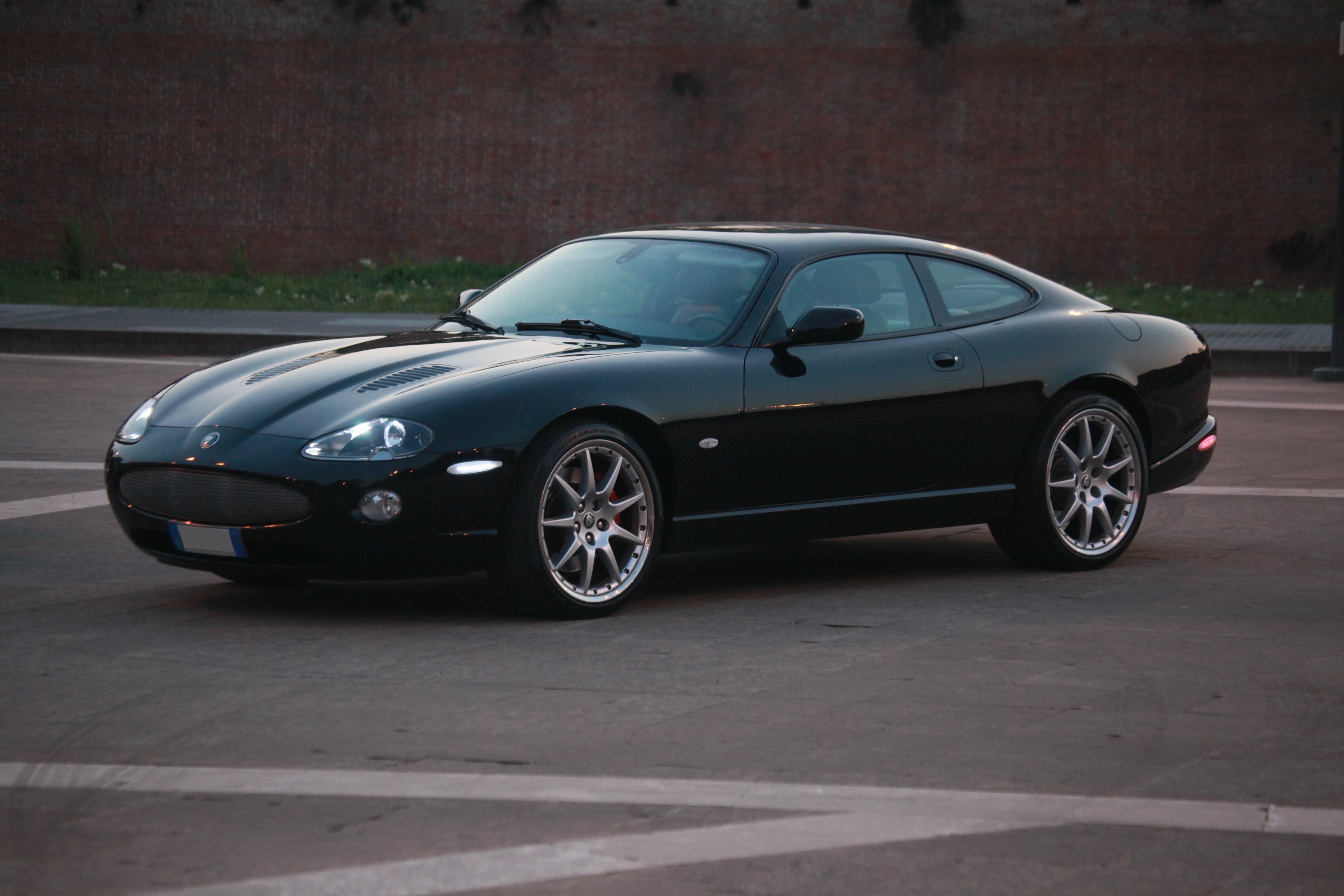 post jaguar convertible