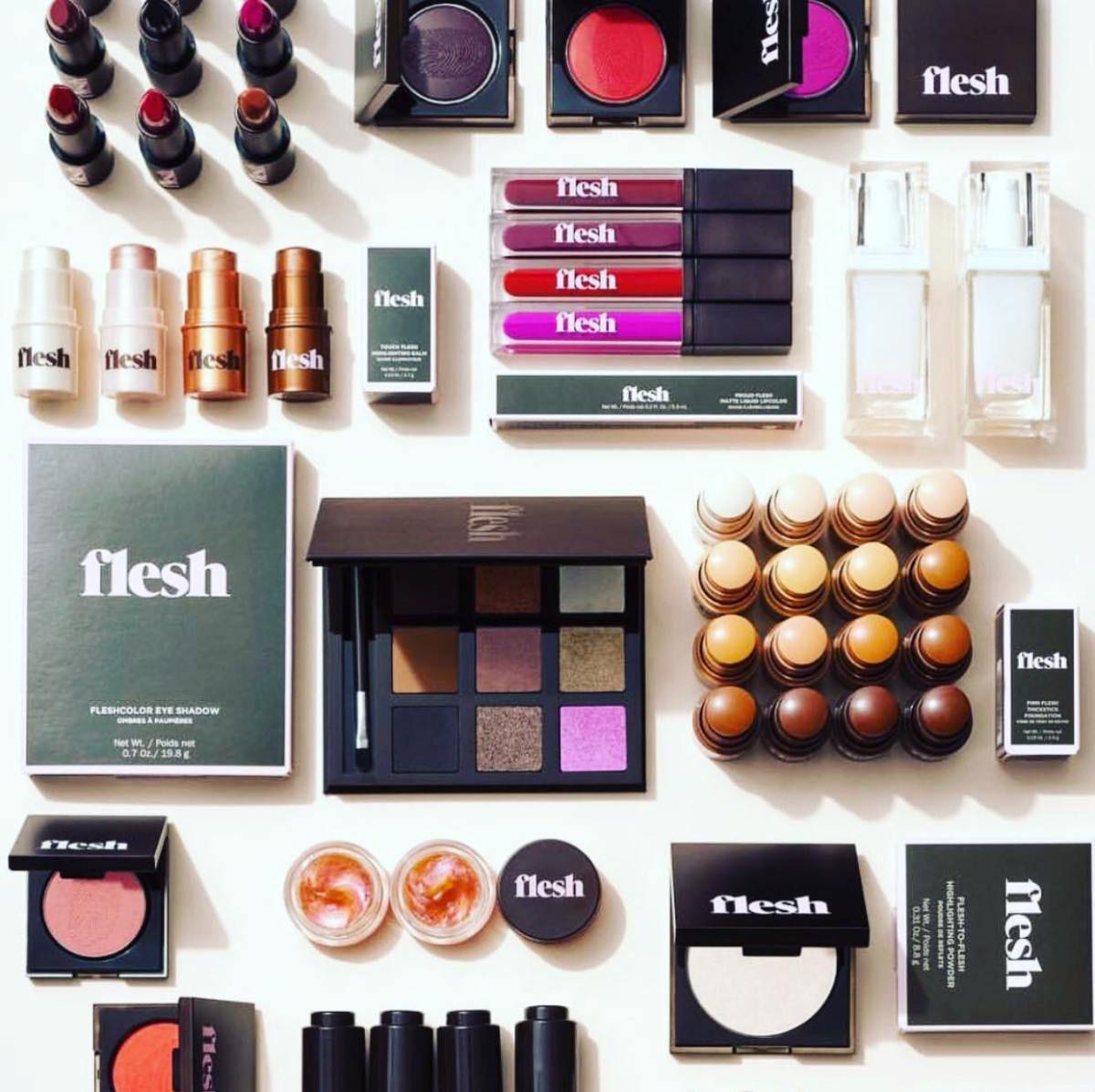Is Ulta's Newest Brand Flesh Cosmetics CrueltyFree
