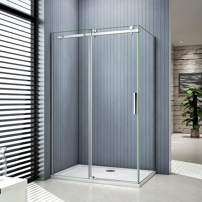 Duschabtrennung Schiebetür Duschkabine Duschwand Dusche