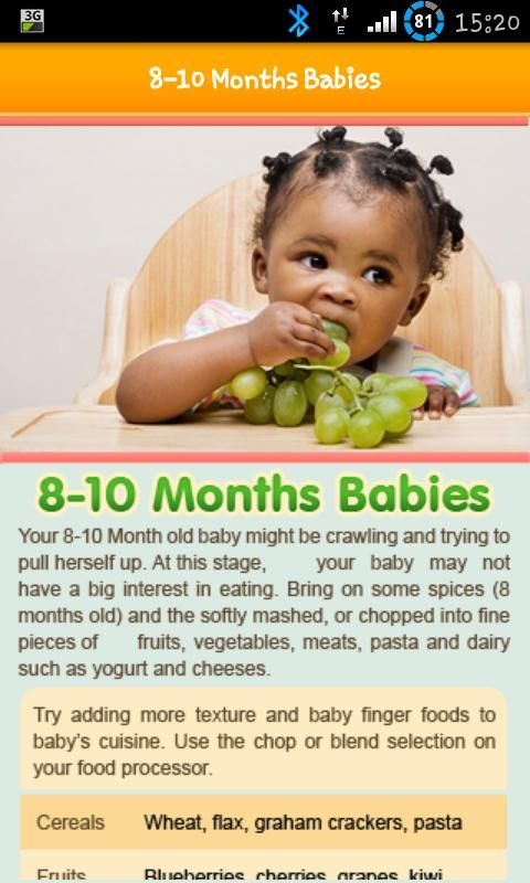 100 Baby Food Recipe Lite Android Apps on Google Play Baby
