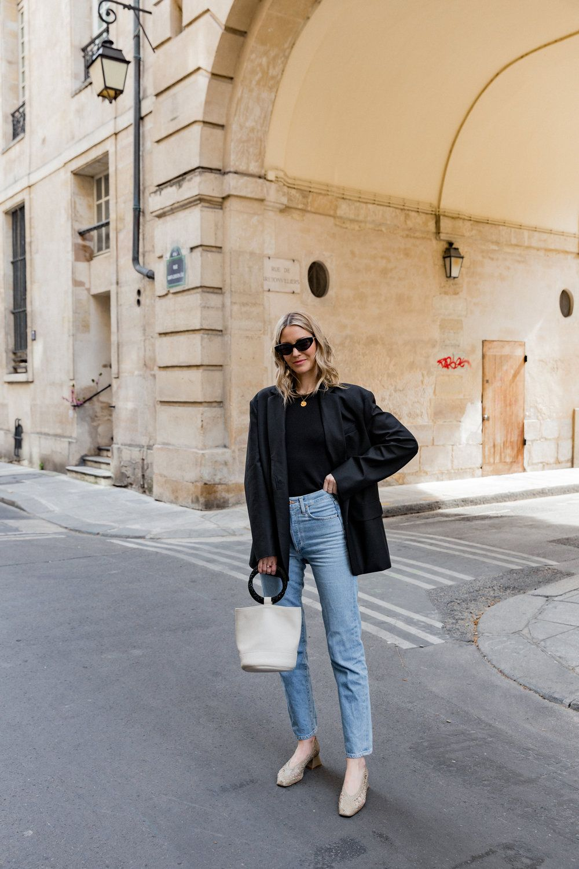 Parisian wardrobe basics & French girl style
