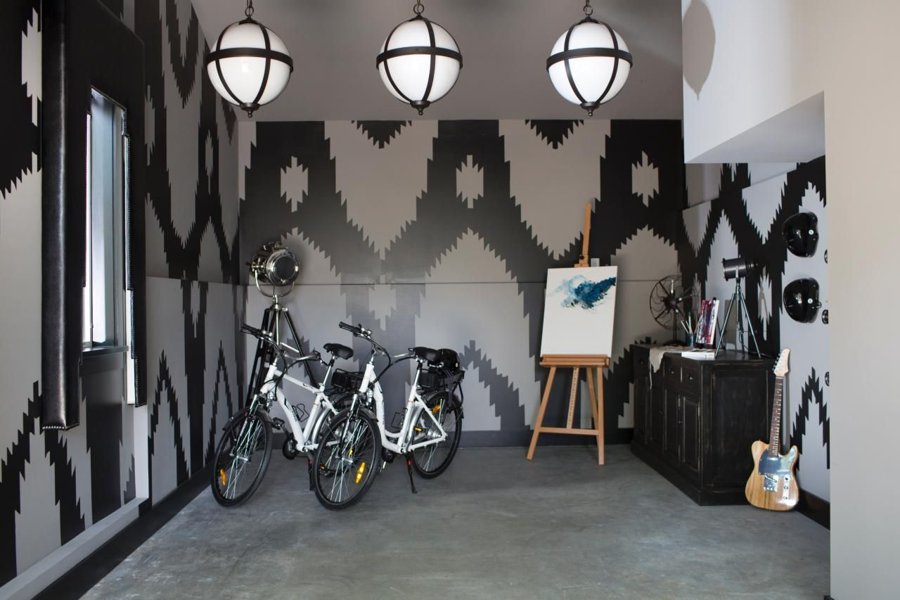 Beau Garage Design Ideas From HGTV Urban Oasis 2015 U003eu003e Http://www.