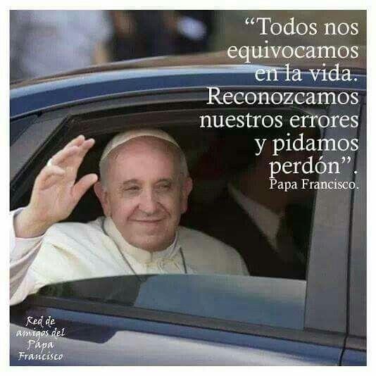 Sabias Palabras De Un Hombre Sabio Papa Francisco Papa