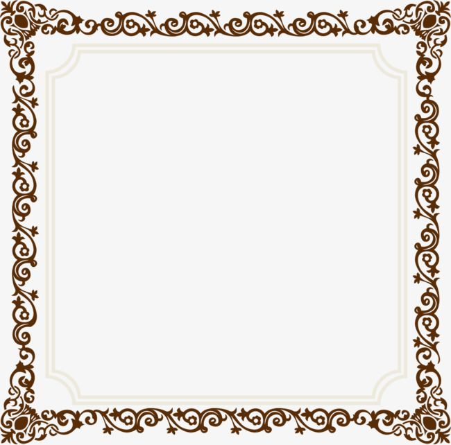Millions Of Png Images Backgrounds And Vectors For Free Download Pngtree Vintage Borders Frame Picture Frames