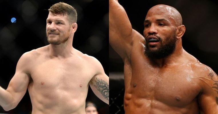 Michael Bisping Agrees To Fight Yoel Romero In 2017 Michael Bisping Ufc Fight