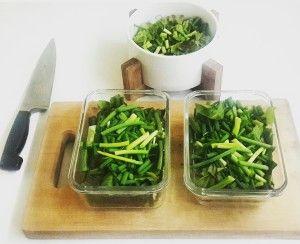 Samurai's Salad :) [Photo by Natural Nibs]  http://naturalnibs.com/home/2015/05/21/delightful-wednesday-guest-samurai-salad/
