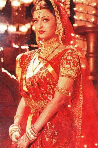 Gujarati bride google search indian clothes for Aishwarya rai in her wedding dress