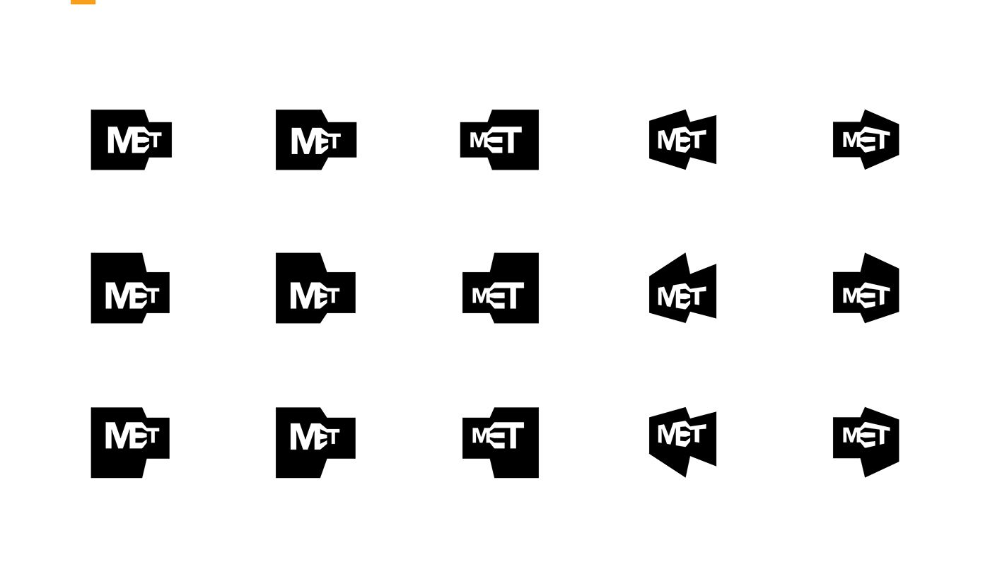 Branding proposal for MET, the Budapest Metropolitan