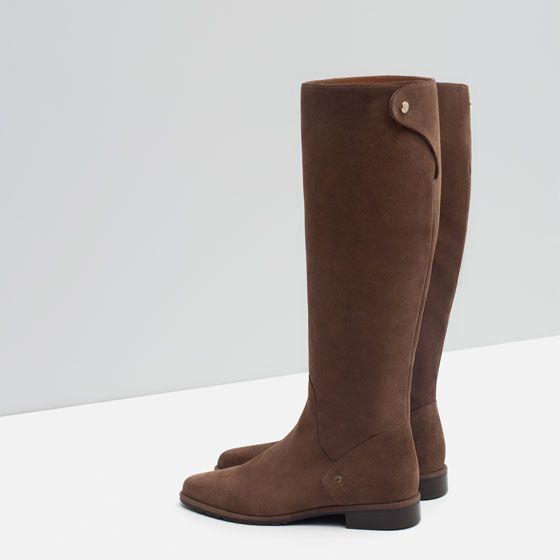 pero no vulgar nuevo estilo niño botas planas color camel br360ab8c - breakfreeweb.com