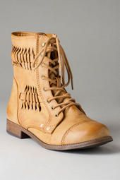 Justeyna Lace Up Bootie