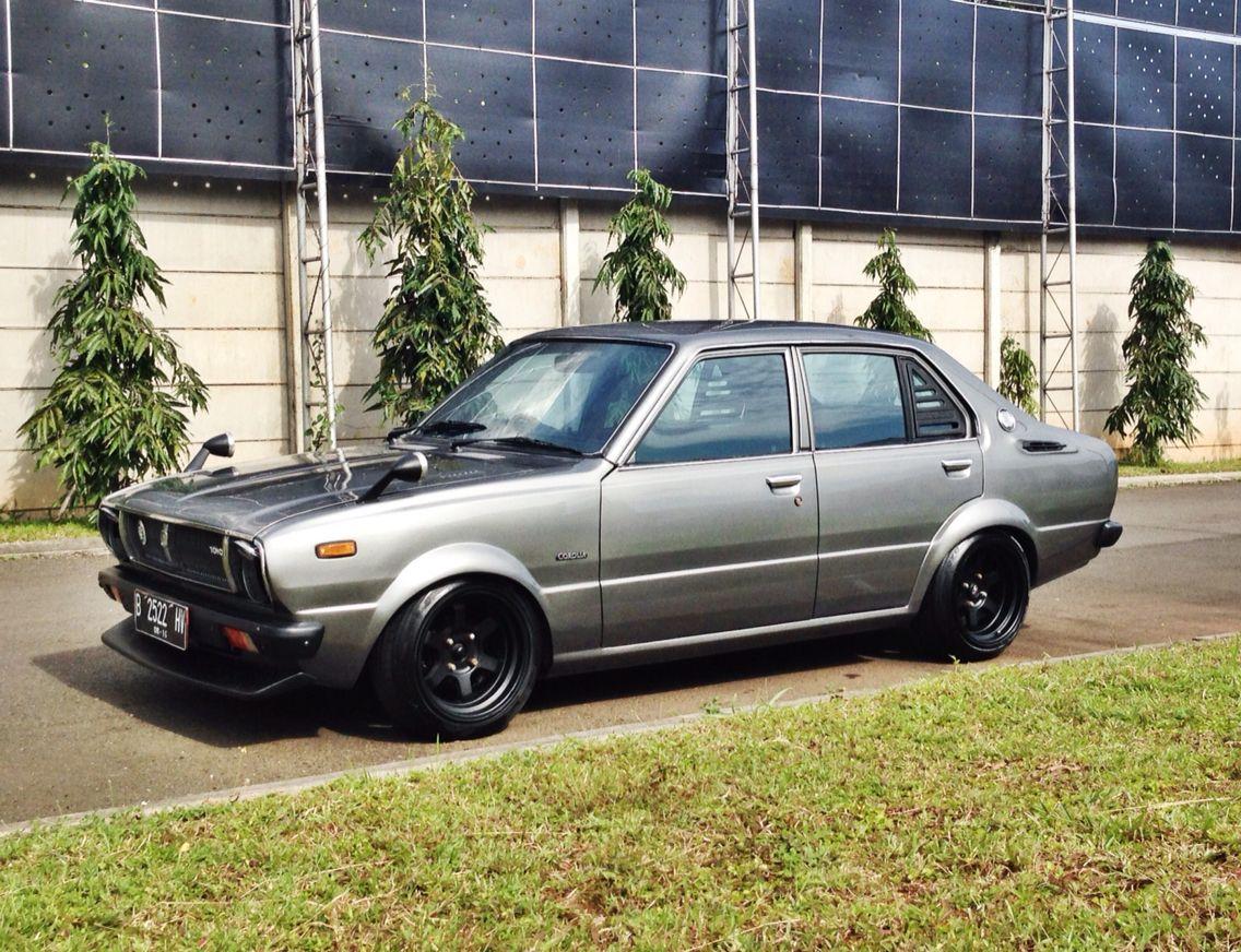 Toyota Corolla KE30 Mobil klasik, Mobil, Klasik