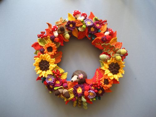Photo of Wreath Love ♥ Just Because!