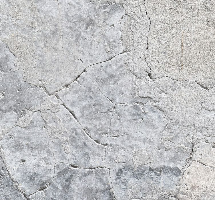 Cracked Concrete Wall Wall Mural Amp Photo Wallpaper Photowall Concrete Wall Wall Murals Concrete Texture