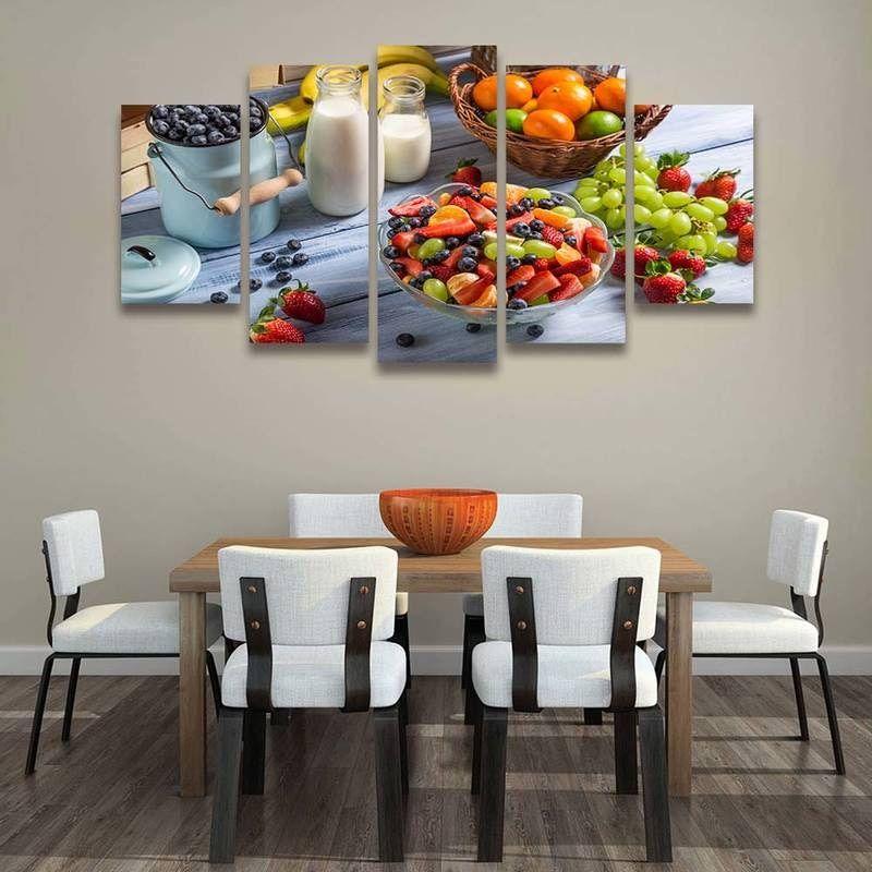 Dining Room Wall Art, Dining Room Wall Decor Canvas