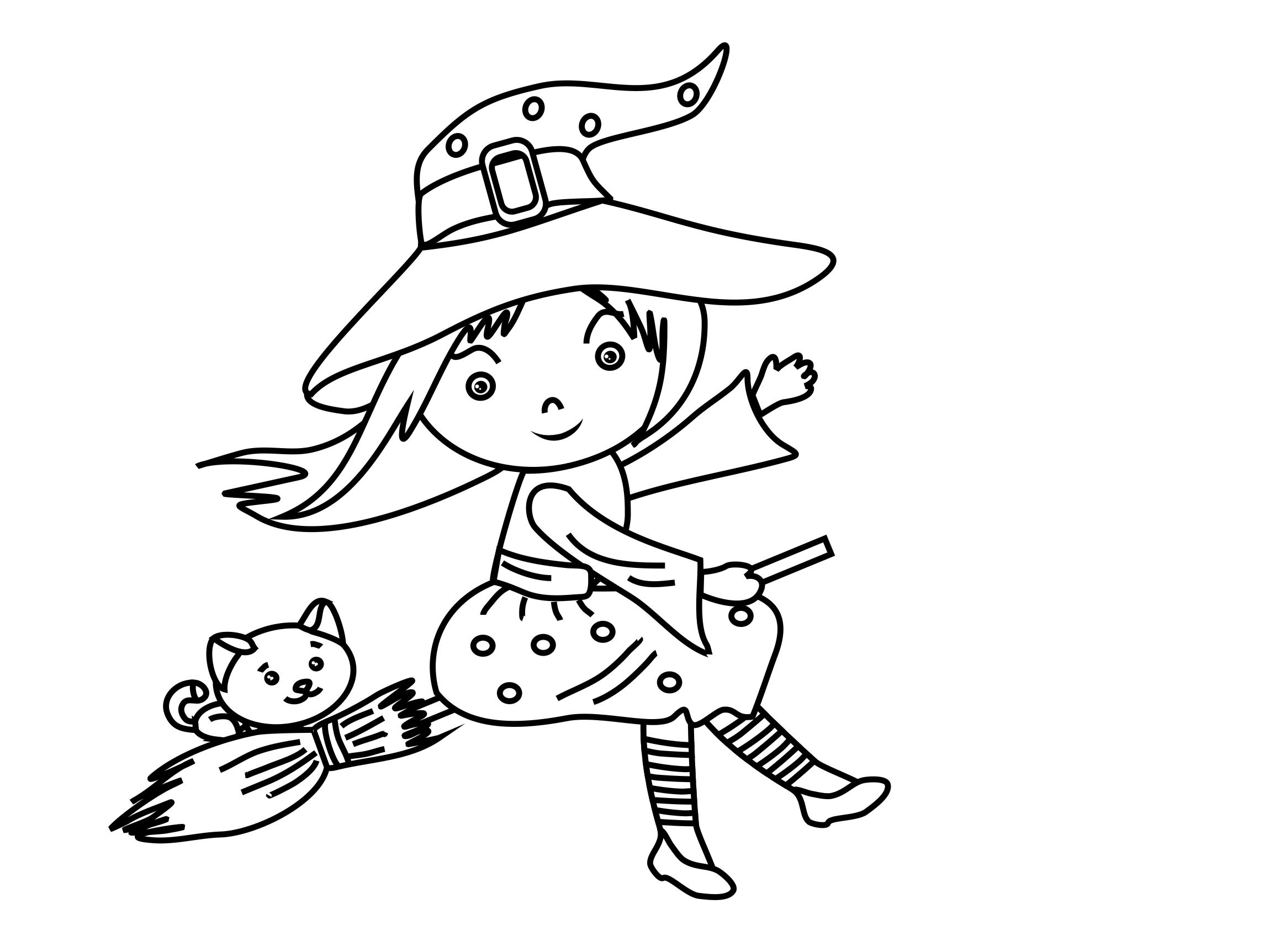 Neu Hexen Ausmalbilder Malvorlagen Malvorlagenfurkinder Malvorlagenfurerwachsene Malvorlagen Ausmalbilder Halloween Ausmalbilder