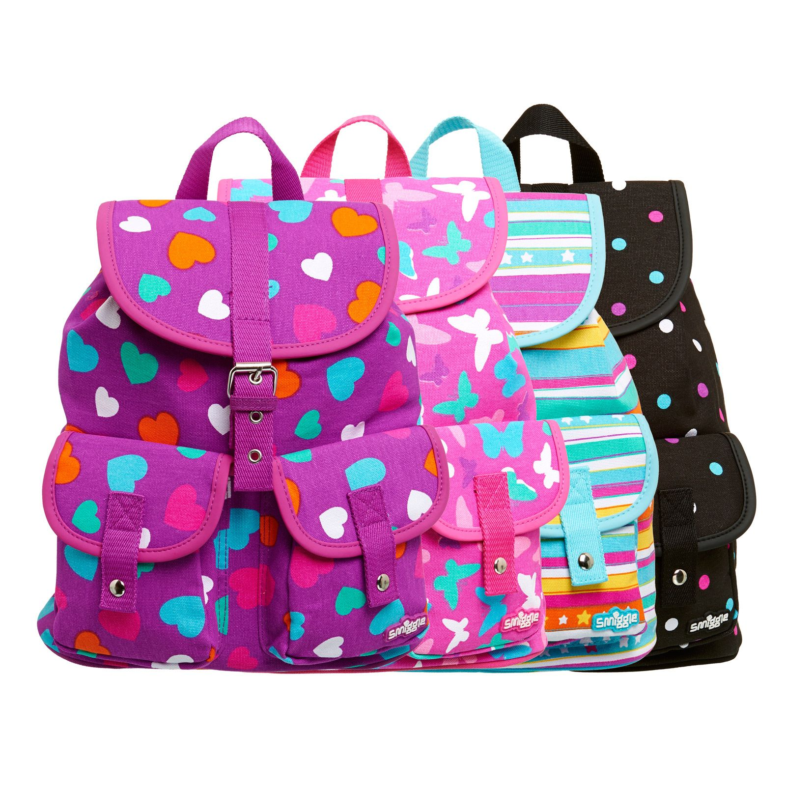 go girl backpack 2 smiggle cute products pinterest