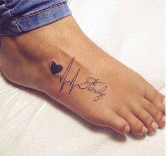 Tatuajes Para Pies Los Diseños Que Te Acompañarán En Todos Tus