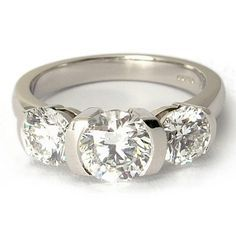 Diamond Wedding Engagement Ring