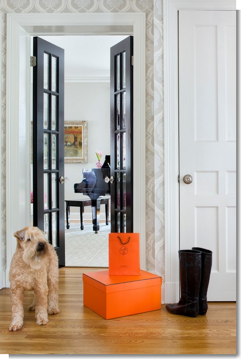 30 Black Interior And Exterior Doors Creating Brighter Home