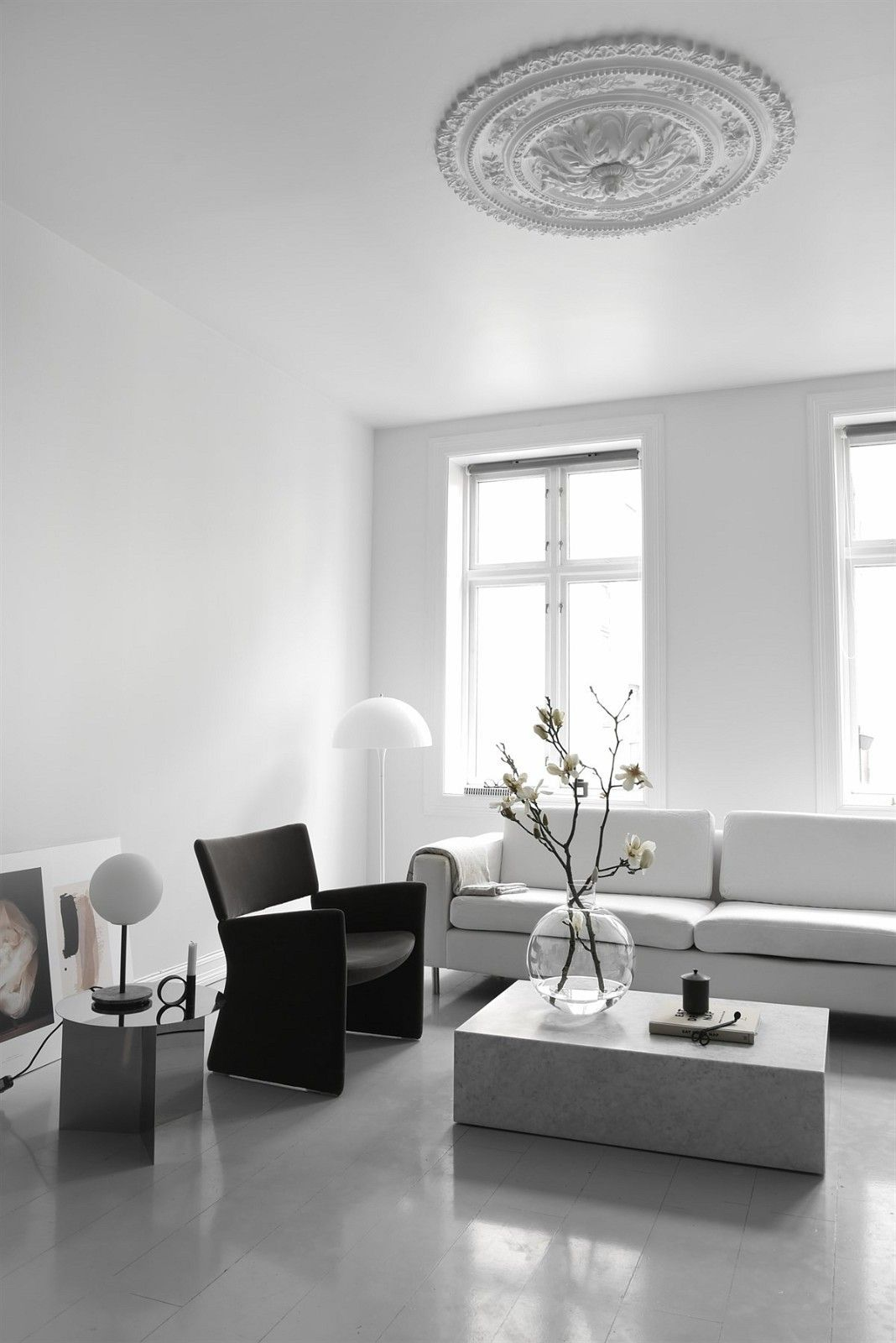 Nordic Minimalism The Home Of Katerina Dima With Images