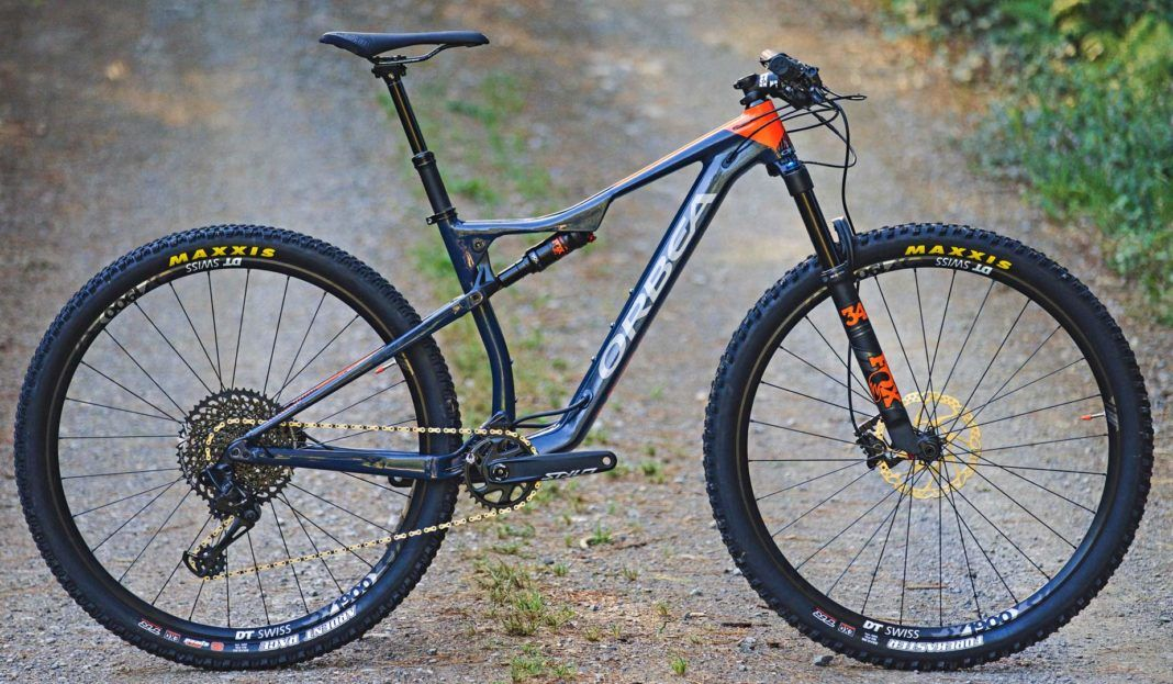 Orbea Oiz H Adds Affordable Alloy To Their Modern Xc Race Mountain