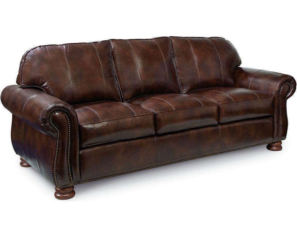 Benjamin 3 Seat Sofa Express Sku Hs1461 31e Thomasville Furniture Thomasville Leather Sofa