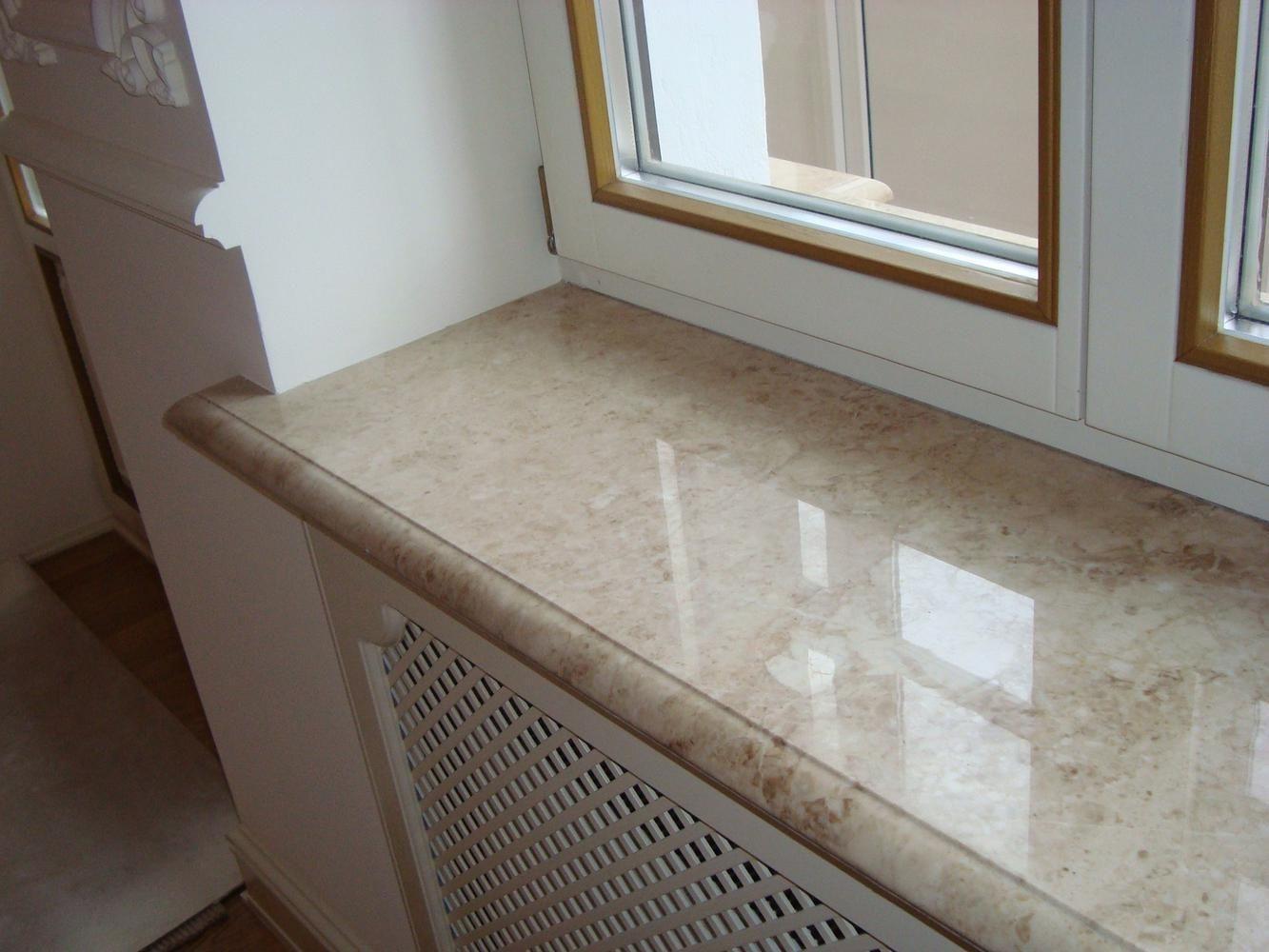Naturstein #Fensterbänke sind beliebt und können im #Innen- und ...