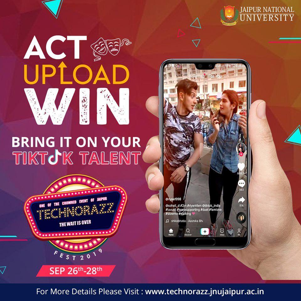 University Fest University Talent Acting