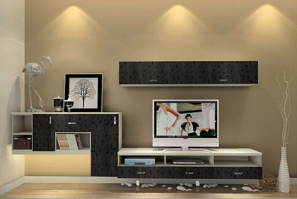 Modern Lcd Tv Unit Design Idea Id1020 Lcd Cabinet Unit Design