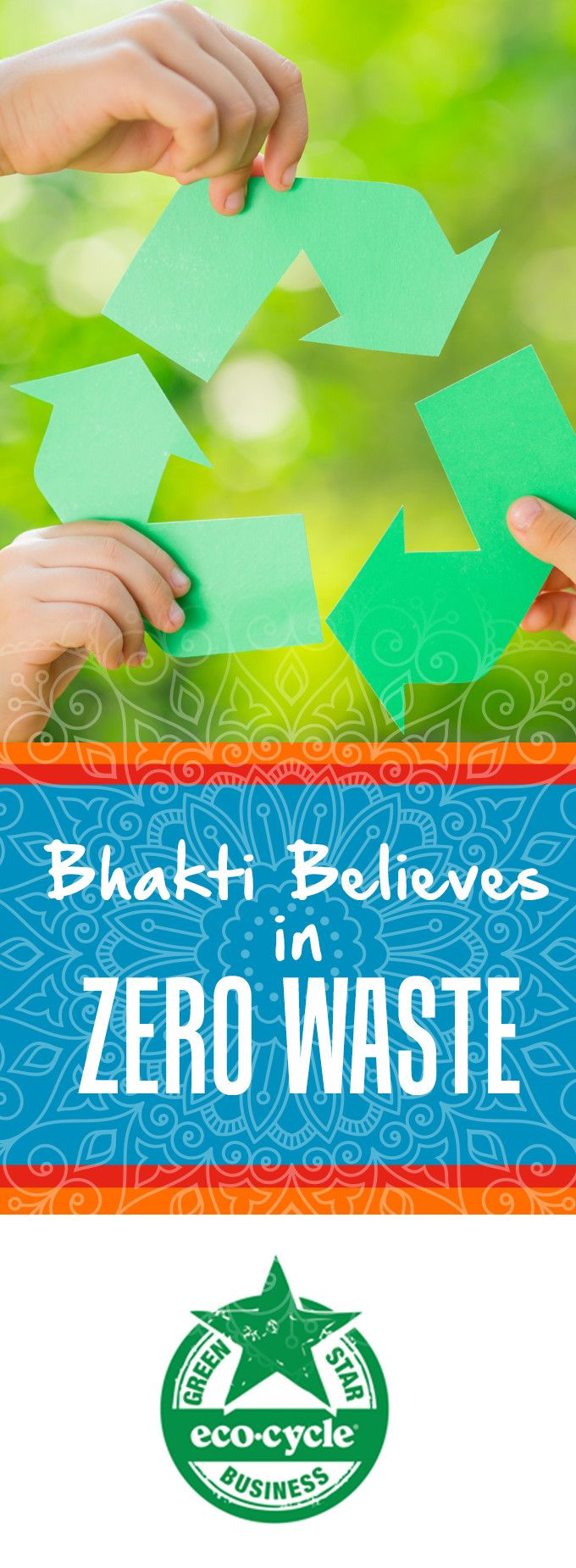 Focusing our efforts on sustainability is extremely important at Bhakti. Learn about how we make our business Zero-Waste as part of our sustainability efforts.