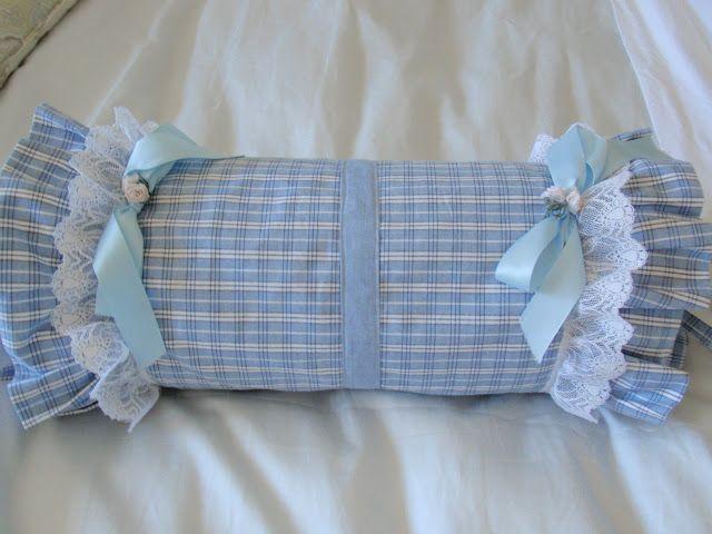 diy by design: neck roll pillow tutorial   arredo casa:cuscini ... - Casa Diy Arredamento Pinterest