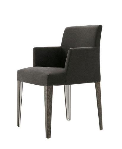 silla de comedor con patas de acrilico